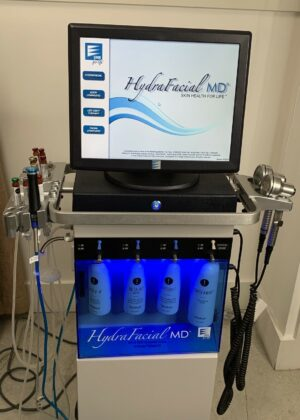 Edge Systems Hydrafacial Tower MD