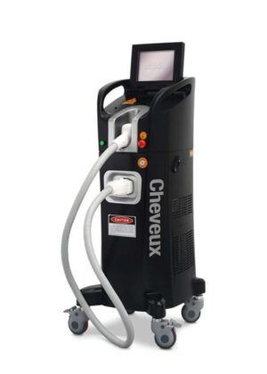 Ellman Cheveux II Diode 810 nm Laser Hair Removal